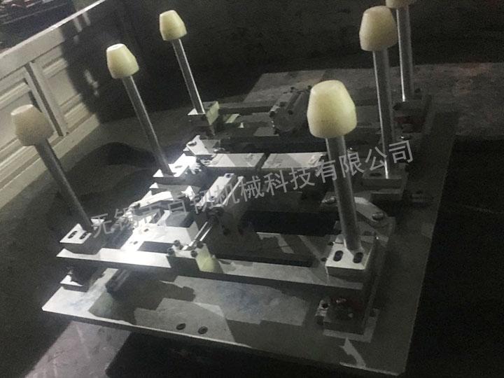 自动化工装